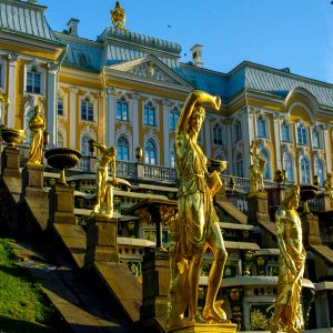 Moscow-St. Petersburg (5dasy-4nights FP)