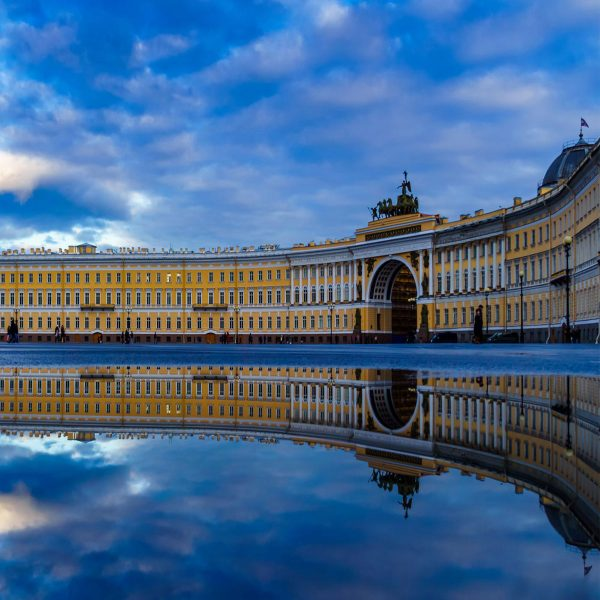 Moscow-St. Petersburg (7days-6nights)
